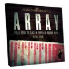 Array (Gimmick and DVD) by Baz Taylor and Alakazam Magic  DVD